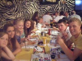 Our Group in Florida by Flimingow
