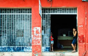 Panama City Streets 3 by Mjag