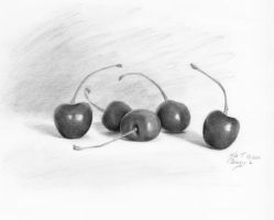 Cherries by miketcherry