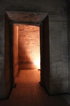 egyptian temple 3 by magikstock