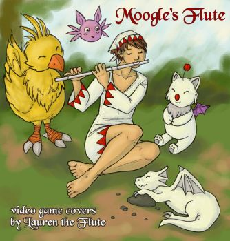Moogle's Flute - album on bandcamp by selie