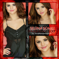Selena Photopack by rockwithmebaby