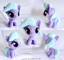 Filly Flitter - MLP by xBrittneyJane