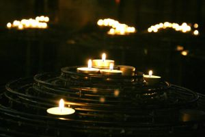 Candles by jitlen