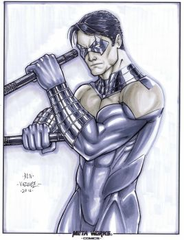 Nightwing by MetaWorks