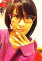 Cut + Specs by shortpinay
