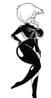 Kissed by a Symbiote by chompompcharly