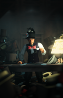 Hatter by TheFunnyKep