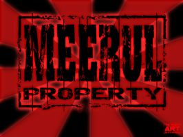 The Red Meerul Logo by mirul