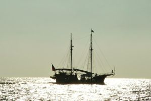 Portuguese Caravel by gendosplace