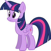 Twilight Alicorn by Zacatron94