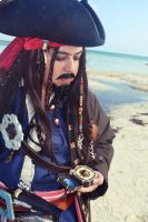 Jack Sparrow Cosplay by Nao-Dignity
