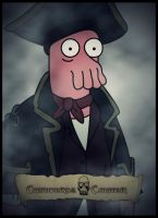 Davy Zoidberg in 'CotC' by KlausHeissler