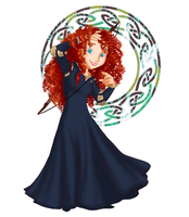 Merida by siquia