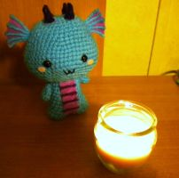 Dragon Amigurumi by Sairken