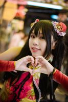 nico lovelive china dress by thoidaigainhay