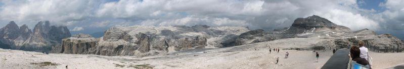 Dolomites Panorama by Skirthy