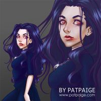 Original Character 1 by PatPaige