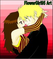 Draco And Hermione by FlowerGirl95