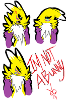 Renamon Randomnesss 2 by Astro-Wingz
