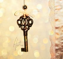 Key by h86art