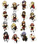 FF Type-0 Key Chain by Reishiki77