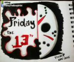 Friday the 13th Jason Vorhees by vikhop