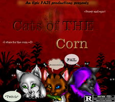 Cats of the Corn-contest entry by Stonekill