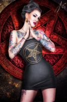 The Devil's Daughter by falt-photo