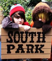 Welcome To South Park by II2DII