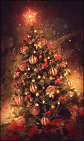 O Christmas Tree by rancidfetus