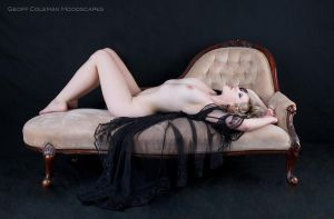 Ivory Lee au Chaise by moodscapes