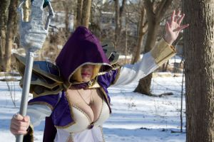For the Alliance! To battle! by TaliBelle-Cosplay