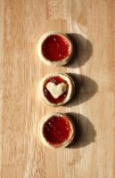 Rustic Tarts by claremanson