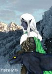 DRIZZT AND GUEN by Chaosvin