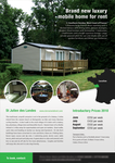 Mobile Home Flyer by Warbiee