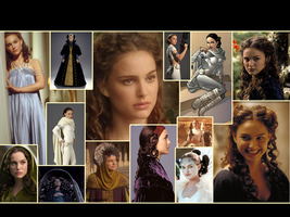 Padme Amidala Wallpaper by Thimburd