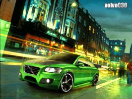 volvo c30 by mile2202