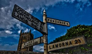 Signpost by forgottenson1