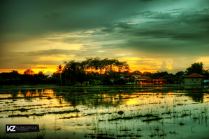 HDR Landscape by kuriee