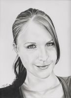 Meagan Richards by TheNightGallery
