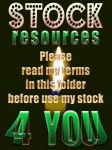 STOCK RESOURCES Please read my terms by MorganaVasconcelos