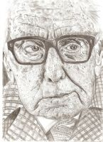 Old Man by e5ther