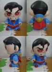 superboy prime munny by ADRIAN-NATION