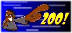 200 by UltraEd12