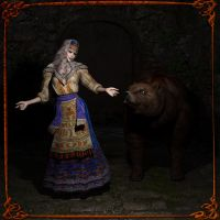 Bear With Me by Goldenthrush