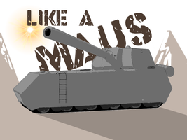 Like A Maus by Sir-Zora-Crescent