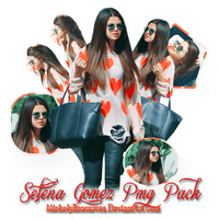 Pack png 231 Selena Gomez by MichelyResources