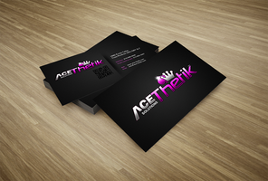 Acethetik Business Cards by Forza27