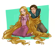 Tangled up by hikaruhan